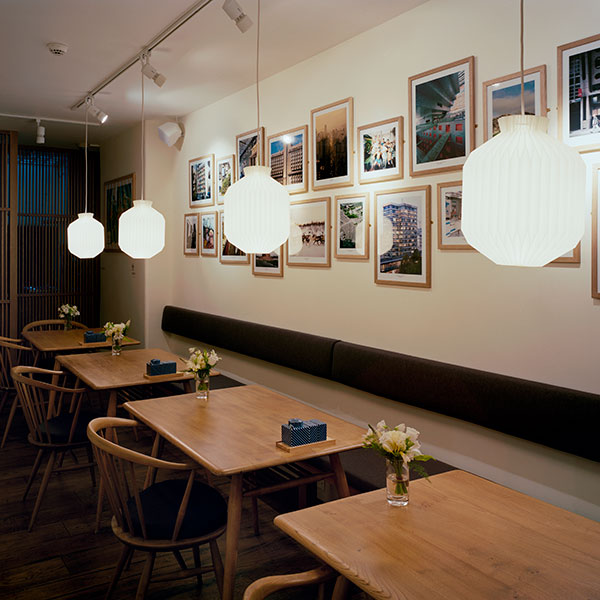 The Monocle Caf 233 London